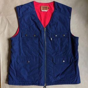 Levis utility hunting vest
